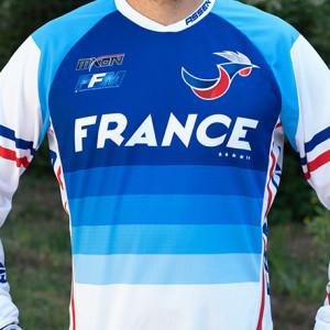 Maillot officiel Equipe de France MXDN 2019