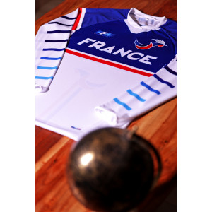 Maillot officiel des Equipes de France 2021